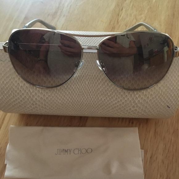 996a0ed31b9 Jimmy Choo Accessories - Jimmy Choo authentic Lexie sunglasses